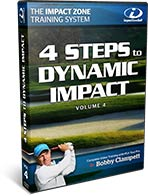 Impact Zone Volume 4 Four Steps to Dynamic Impact