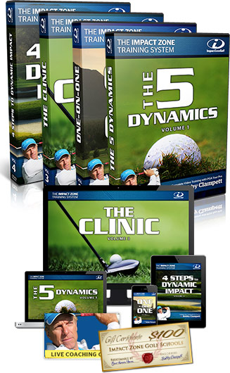 Impact Zone Training System DVD and Digital Set
